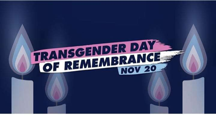 Transgender Day of Remembrance Wishes for Instagram