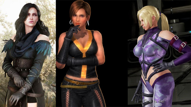 gloves womens in video games