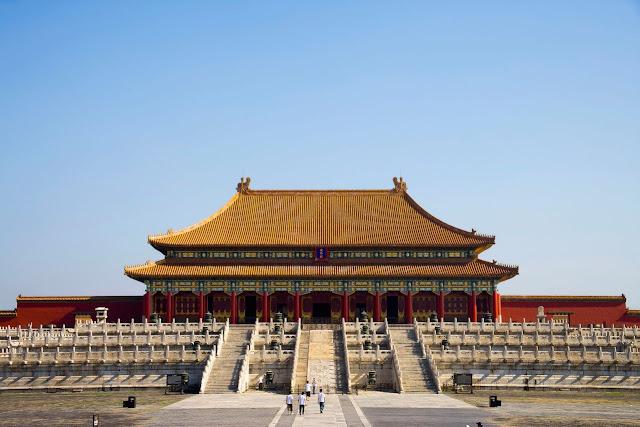 Forbidden City - Promo Paket Tour 4D2N Mono Beijing 11 Aug 2018