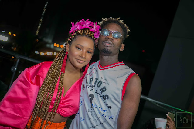 So Cute! Check Out What Mr Eazi Just Revealed About His Relationship With Temi Otedola