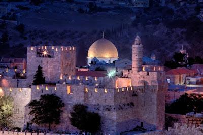 Coisas Judaicas - Jerusalém