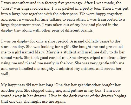 essays autobiography of pencil write a cv profile essays autobiography of pencil