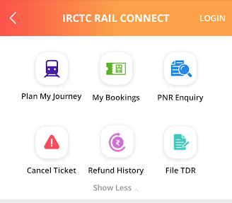 IRCTC Rail Connect: IRCTC New Account Open करें