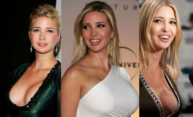30 Nov Ivanka Trump Before And After