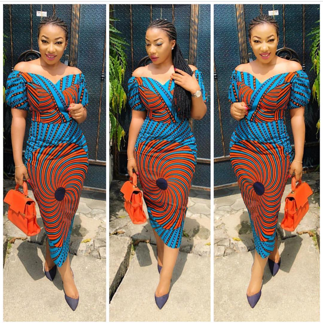 Checkout these assorted latest ankara trends from short for New styles and trends