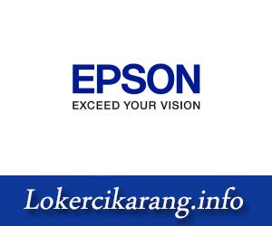 Lowongan Kerja PT Epson Indonesia Cikarang