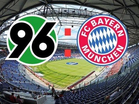 Trận đấu giữa 2 đội Hannover vs Bayern Munich