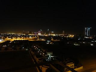 Přílet do Dubaje