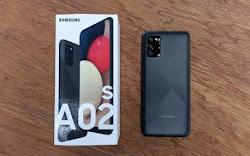 Review Samsung A02s, Cuma 1 Jutaan Saja!