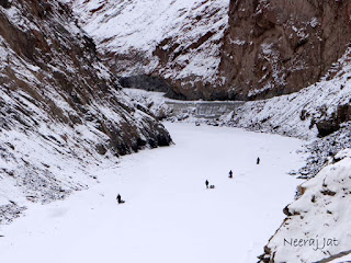 All Information about Chadar Trek