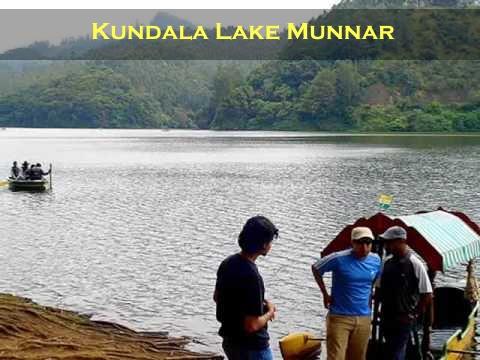 Munnar Attractions : Kundala Lake Munnar