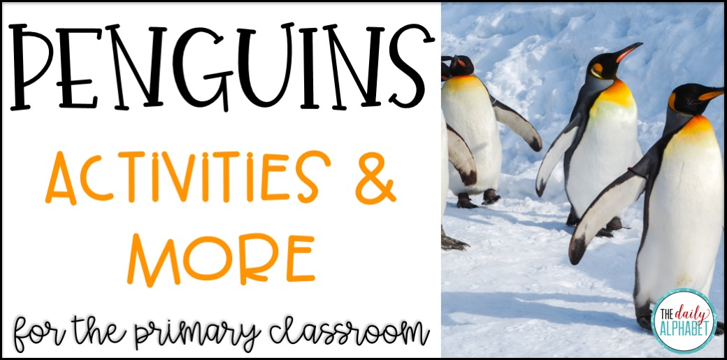This unit all about Penguins is a great way for students to dig into non-fiction research! This pack includes informational slides, vocabulary, the penguin life cycle, a penguin craft and much more!