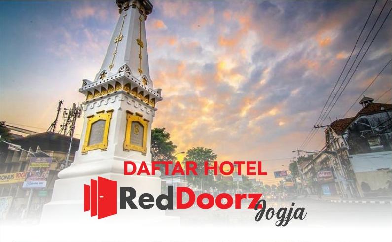 Daftar Hotel RedDoorz Dan Kode Promo RedDoorz Jogja Terbaru