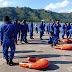 Polairud Polda NTB Gelar Latihan Rutin, Anggota Diperkenalkan U-safe Pelampung Jenis Baru