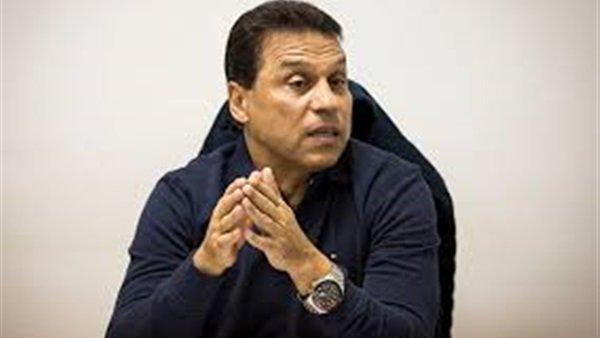 حسام البدرى يوجه رسالة إلى الجماهير بعد تعيينه مديرًا فنيًا لمنتخب مصر