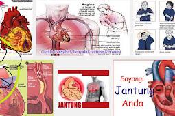 Lingkar Pinggang Bisa Deteksi Penyakit Jantung