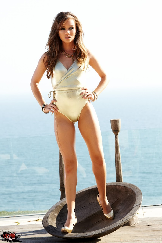 [viparea] - 2013.09.03 - Capri Anderson - Gold Shimmer - idols