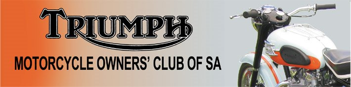 s.a. triumph motorcycle owners club: home