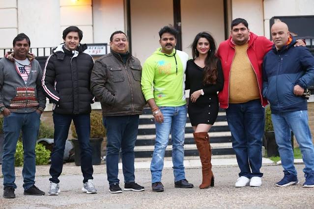 Bhojpuri News - Pawan Singh, Khesari Lal Yadav, Ritesh Pandey