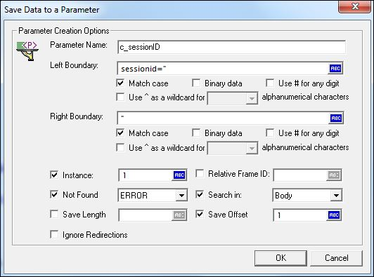 How to Do manual correlation In loadrunner 11