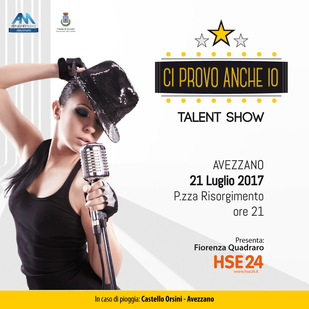 logo immagine talent show