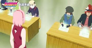 Spoiler Boruto Episode 152 : Sarada Mempelajari Ninjutsu Medis