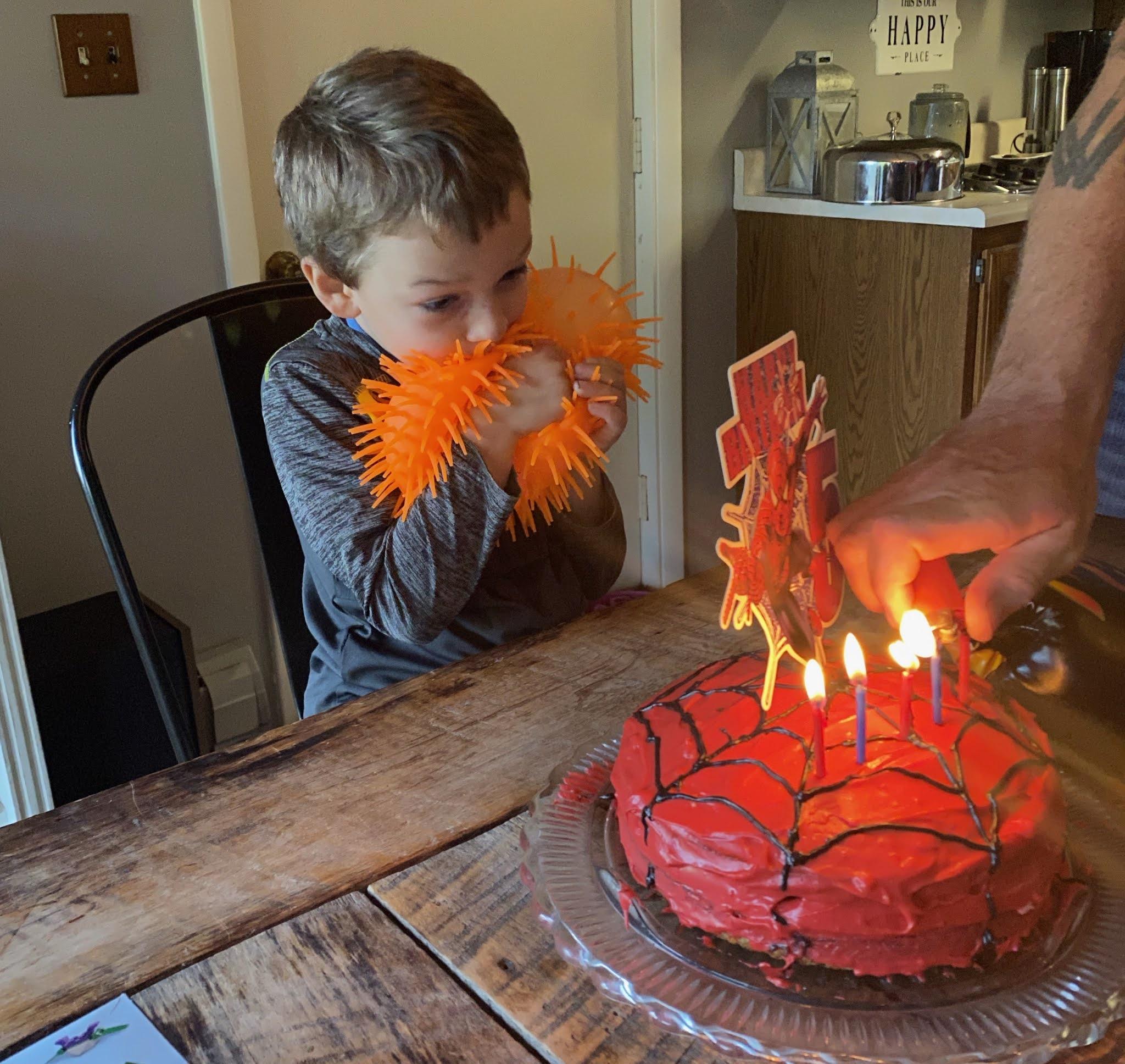 Duke is 5! | www.biblio-style.com