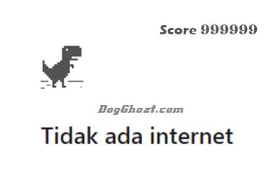 Cheat Dino Google Chrome Tidak Bisa Mati