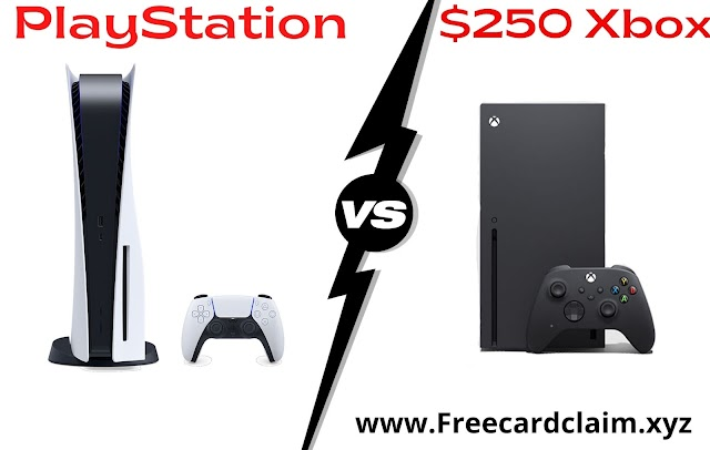 Get a Free PlayStation gift card generator  |  $250 Xbox Giveaway