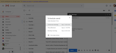 Gmail Se Schedule Email Send Kaise Kare