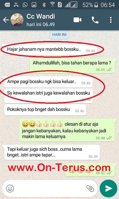 Hajar Jahanam Mesir Itu Obat Kuat Oles Cocok Buat Orang Indonesia?