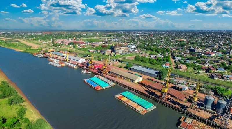 Aniversario Puerto Barranqueras