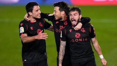 Hasil Pertandingan Terbaru Liga Top Eropa Minggu Ini