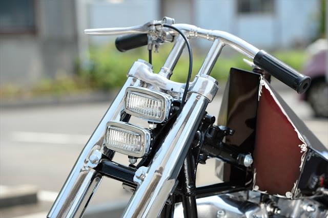 Harley Davidson Shovelhead By The Oldspeed Factory Hell Kustom