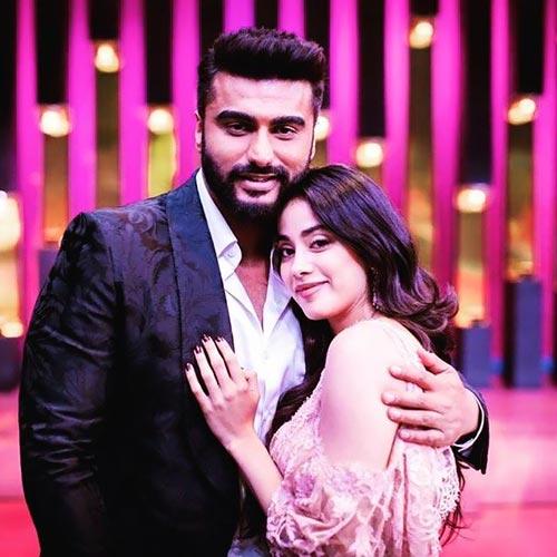 Arjun Janhvi Kapoor Bollywood brothers sisters