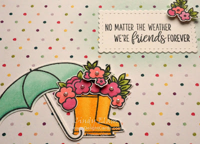 Heart's Delight Cards, Under My Umbrella, Friendship, 2020 Jan-June Mini Catalog, Stampin' Up!