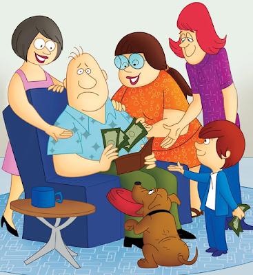 Familias animadas, Parte IV: Los Boyle