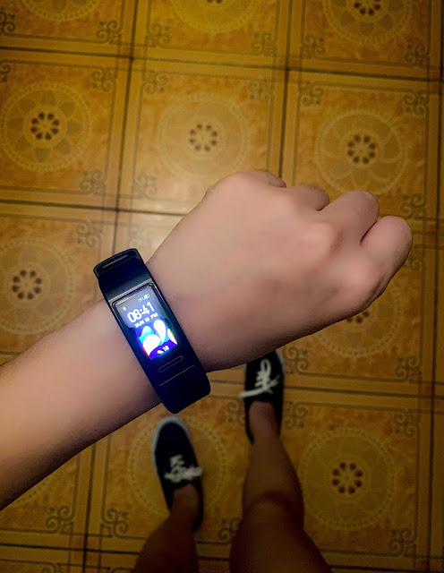 Product Review: Huawei Band Pro 4