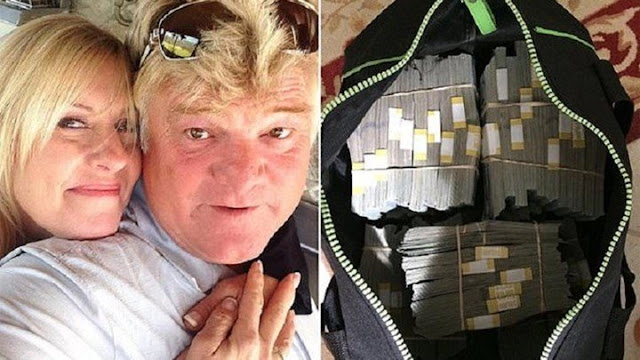 Τύχη βουνό: Με 500 δολάρια αγόρασε μια αποθήκη και βρήκε μέσα 7,5 εκατομμύρια (βίντεο)