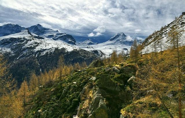 Ngắm vẻ đẹp dãy núi Alps dài nhất Châu Âu 15