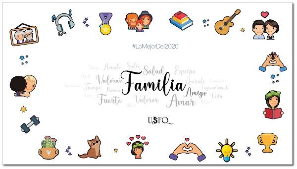 #LoMejorDel2020; una campaña que busca visibilizar una mirada distinta de lo que significó el último año