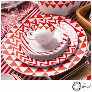 decoração-jogo-de-jantar-vermelho-com-branco