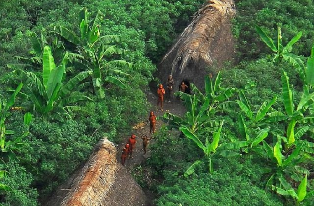 Archaeologists Discover Hidden network of Amazonian Villages Arranged like Clock faces