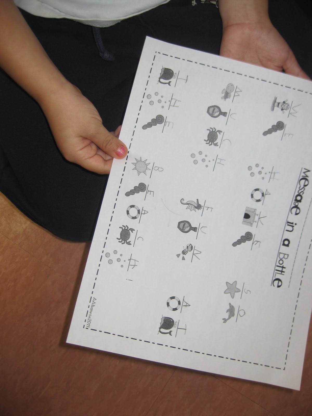 Mrs Albanese S Kindergarten Class May
