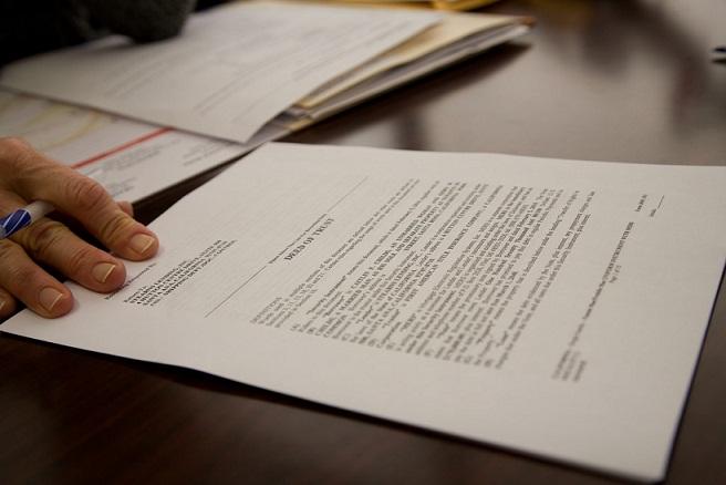 Contoh Akta Terkait Perubahan Direksi dan Komisaris Perusahaan