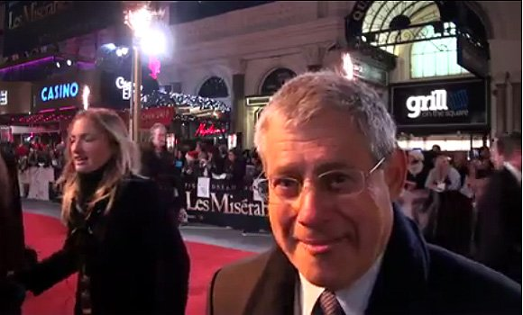 Sir Cameron Mackintosh Les Misérables (2012) movieloversreviews.filminspector.com