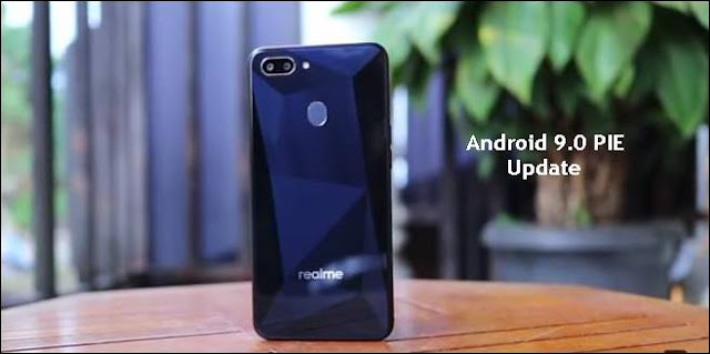 Realme 2 Pro Pie Android update