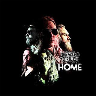 """Το single των Junkyard Drive """"Home"""""""