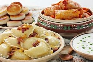 Самыми знаковыми украинскими блюдами считаются вареники с различными начинками