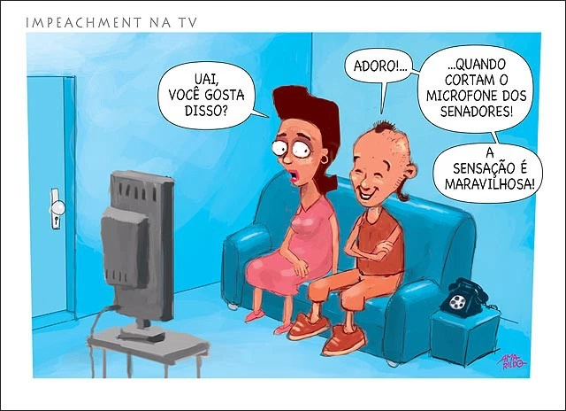 IMPEACHMENT NA TV